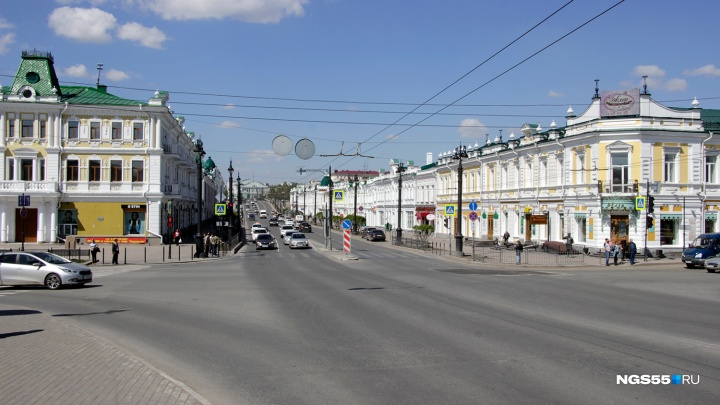 В Омске на день перекроют Любинский проспект для «Ночи музыки»