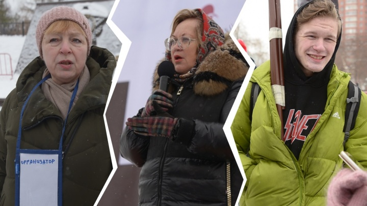 Лица протеста: кто вышел защищать Конституцию в Екатеринбурге и чего они требуют