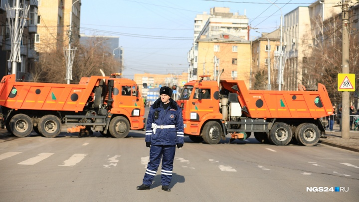 Перекроют дороги и пустят автобусы в объезд: инструкция, как передвигаться по центру в выходные
