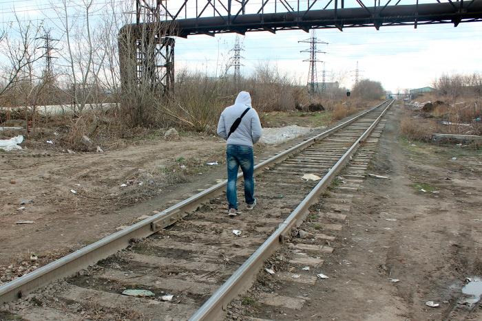 Подросток сбежал из дома 13 ноября