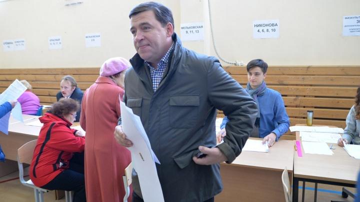 """Куйвашев - """"всё"""" или """"всё ещё""""? Что означает отставка губернатора и чем он будет заниматься"""