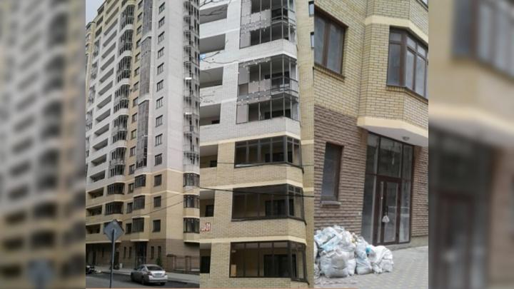 Обманутые дольщики достроят дом на Университетском, 78 за свой счет