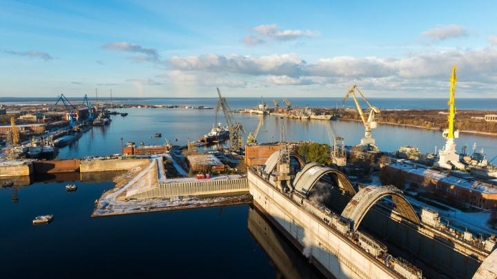 В условиях особой секретности на Севмаше спустили на воду атомную подлодку «Белгород»