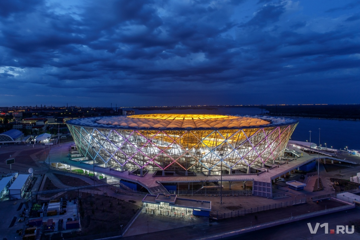 Бизнес-план использования стадиона региональные власти разработают к октябрю