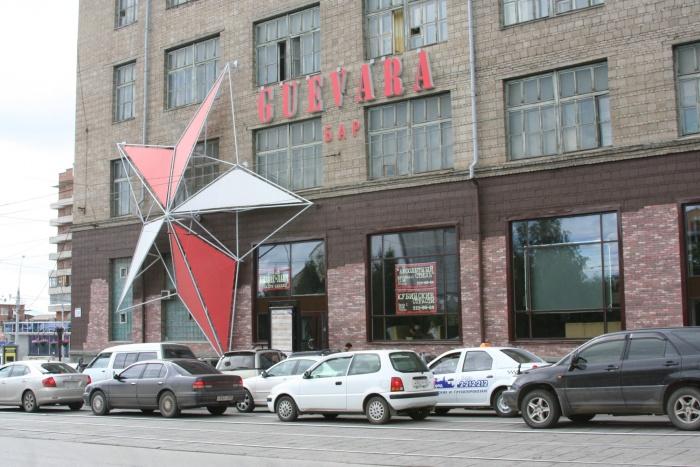 В здании на ул. Серебренниковской бар занимал 2 этажа. Фото Стаса Соколова