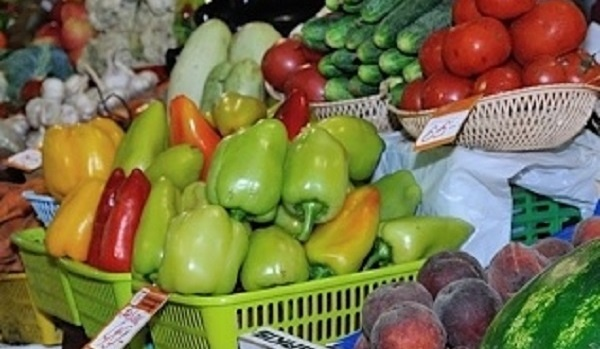 Россельхознадзор отменил запрет на перец и гранаты из Турции
