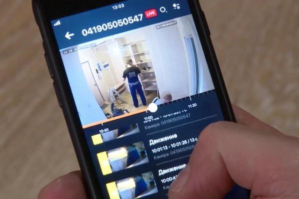 Видеонаблюдение — один из самых надежных способов избежать неприятных сюрпризов во время ремонта