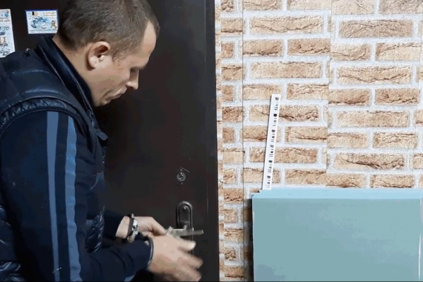 При обыске сотрудники ФСБ изъяли 8 килограммов наркотиков