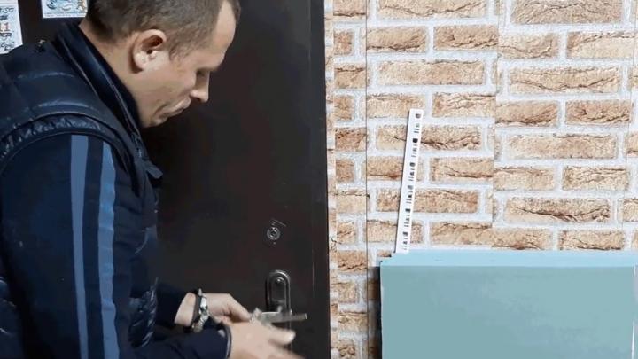 ФСБ накрыла нарколабораторию под Азовом и изъяла там сырья на 50 кг синтетики