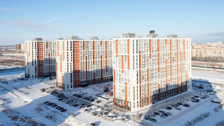 Строительство домов в жилом комплексе европейского формата «Клевер Парк» завершено