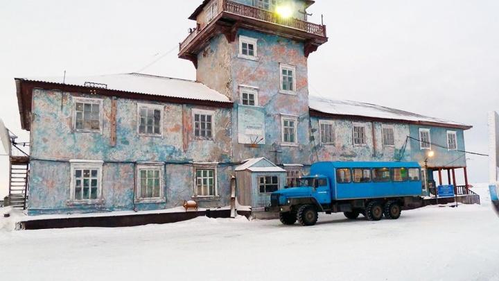 Объявлено о ремонте аэропорта в самом северном населенном пункте России