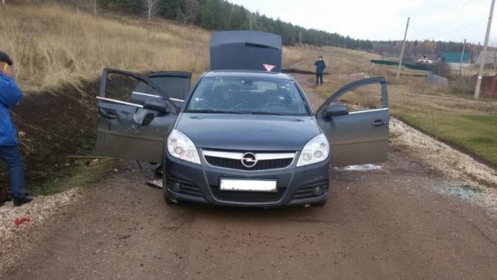 Стало известно состояние выжившего при взрыве в автомобиле в Башкирии