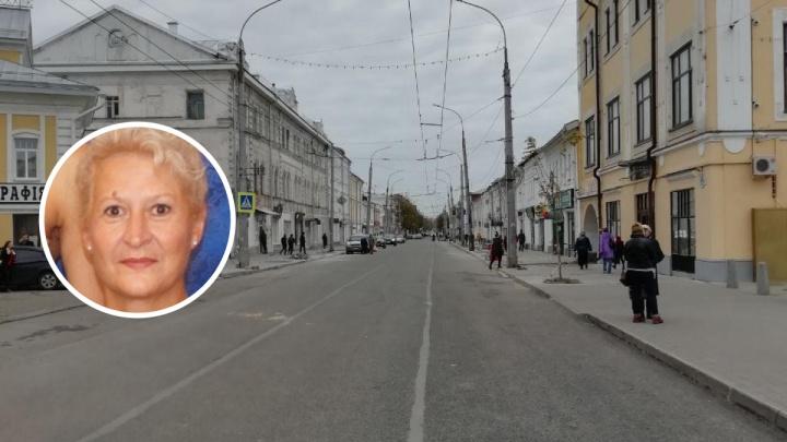 Ушла на почту и сгинула: в Рыбинске таинственно пропала пожилая женщина