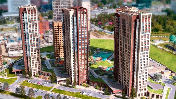 Голова кругом: каким будет «пятизвездочный» комплекс в новом центре Новосибирска