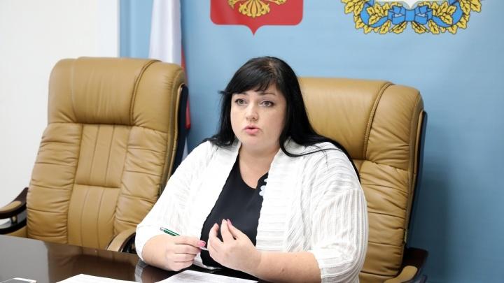 В команде Шумкова очередная замена: уволилась директор департамента экономразвития