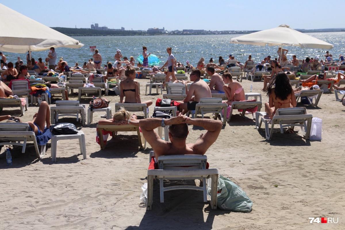 В субботу на Южном Урале снова обещают жару