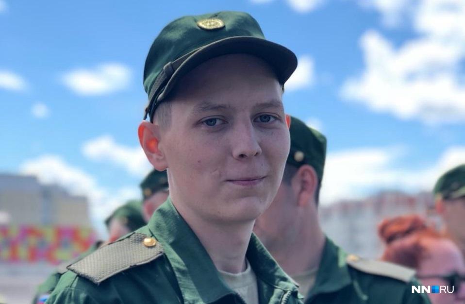 Прослужив всего месяц в армии, Евгений отправился на военные учения в Мулино. Через день после их окончания срочник бесследно пропал