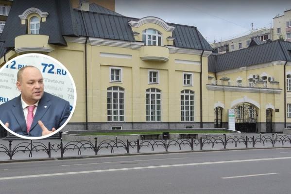 Сергей Кравченко до перехода в «Россельхозбанк» работал в Сбербанке