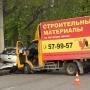 Жесткое ДТП у сквера и рухнувший надземный переход под Тюменью: смотрим дорожные видео недели