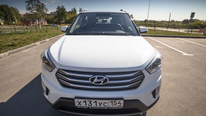 Самой продаваемой новой машиной в Новосибирске стал джип