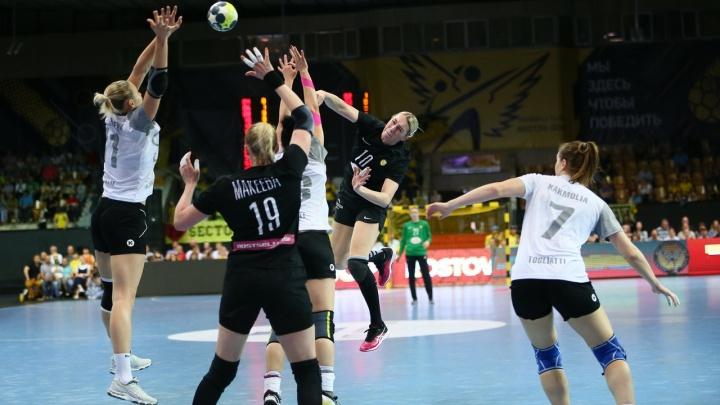 ГК «Ростов-Дон» стал семикратным чемпионом России