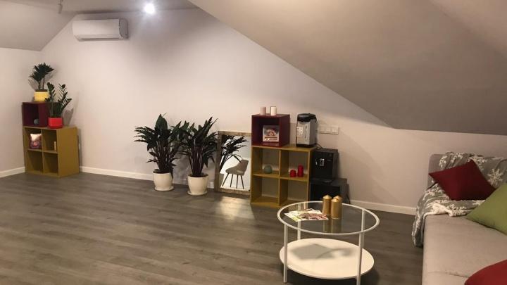 В Тюмени создали первый шоурум таунхауса, где квартиру можно посмотреть сразу с ремонтом