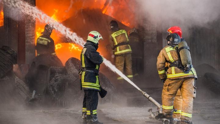 В Новосибирской области в пожаре погибли мать и трое детей (обновляется)