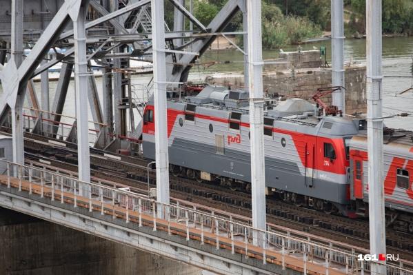 Поезда из Ростова в Сочи перестанут ходить с января 2020 года