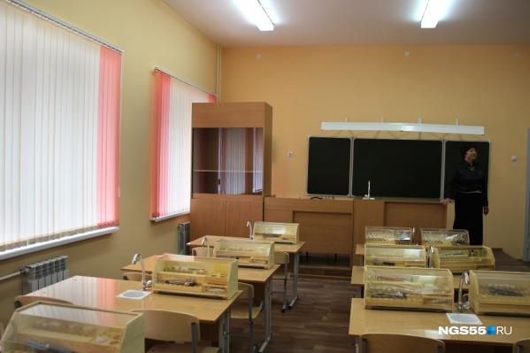 В ближайшие годы в Омске распахнут двери четыре новые школы