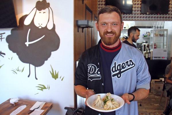 Дмитрий Килёв известен в городе как успешный клубный деятель и рисковый ресторатор
