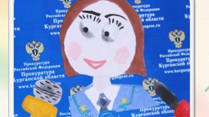 «Проверил бы каждый уголок страны»: курганские школьники написали сочинения об уроках с прокурором