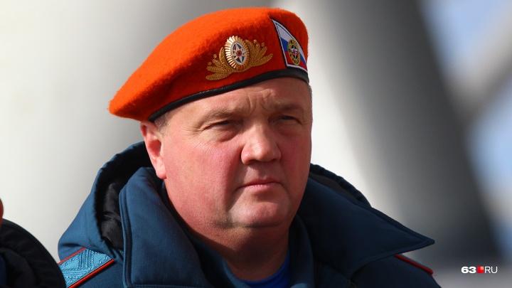 В самарское ГУ МЧС нагрянет проверка из Москвы