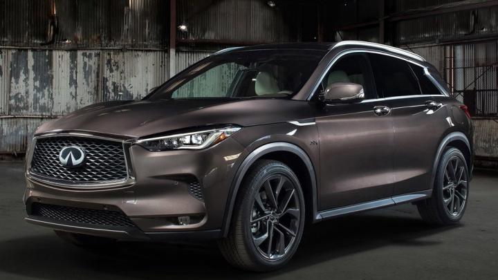 Автомобили будущего: новые Infiniti уже появились в Красноярске