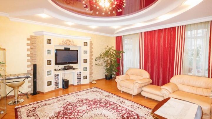 С позолотой, лестницами и собственной ямой: пять самых роскошных квартир, выставленных на продажу
