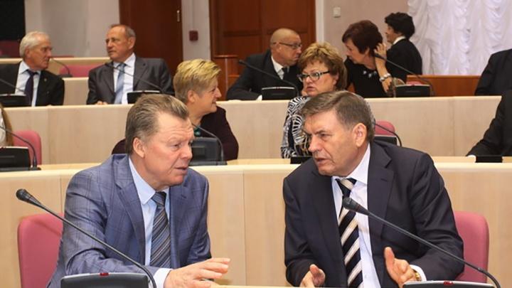 Экс-министр транспорта Самарской области вошел в состав Общественной палаты