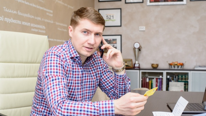 Бизнесмен проверил работу сим-карты нового мобильного оператора в Новосибирске и в Шерегеше