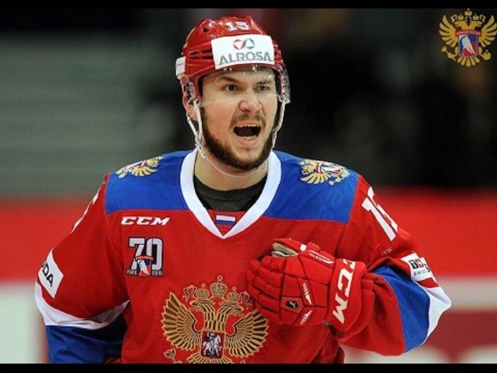 Анатолий Голышев вывел сборную России вперед