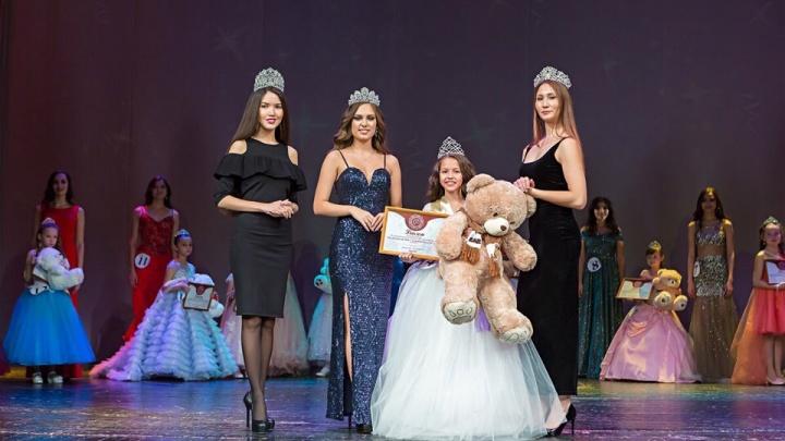 «Маленькой мисс Башкортостан — 2018» стала девочка из города Туймазы