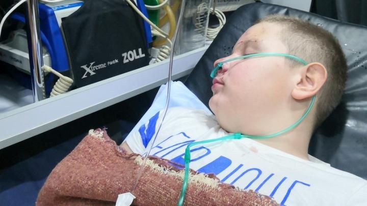 «Он его переехал». В Перми ищут очевидцев ДТП, в котором пострадал 11-летний школьник