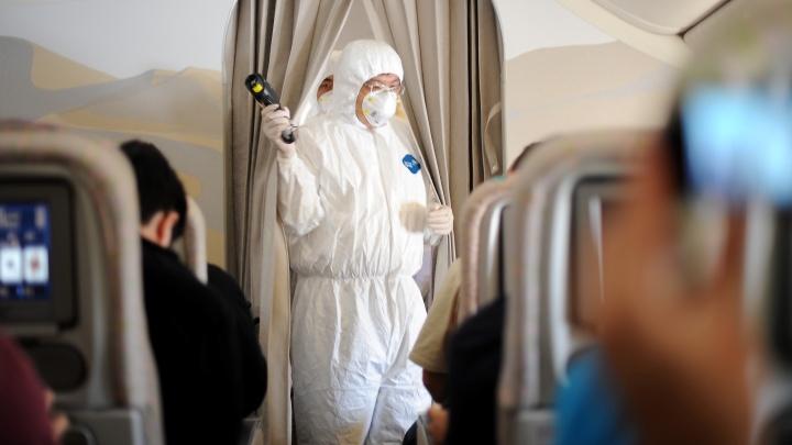 Двух человек с подозрением на новый коронавирус госпитализировали в Петербурге
