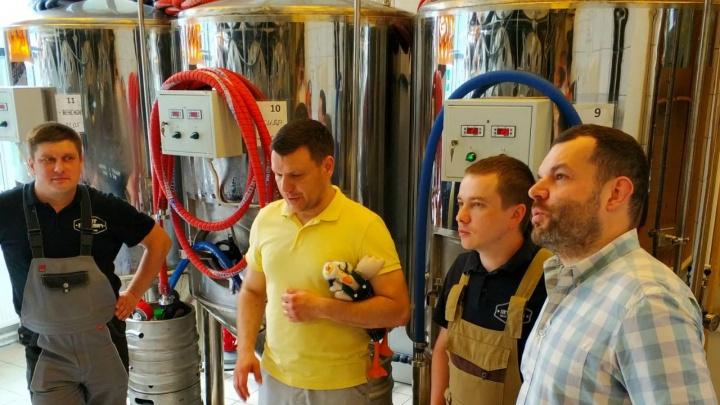 Новосибирские пивовары сварили сидр с молодой елью, брусникой и вороникой
