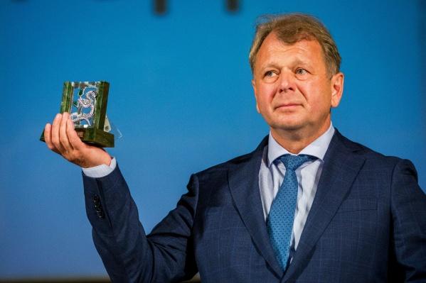 Врач онкодиспансера Сергей Красильников обошёл конкурентов и победил в конкурсе лучших врачей Новосибирской области