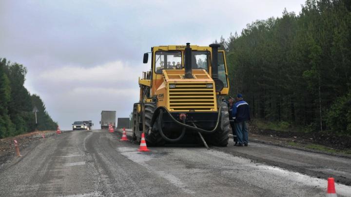 Готовимся к пробкам: из-за ремонтов на Тюменском тракте организуют реверсивное движение
