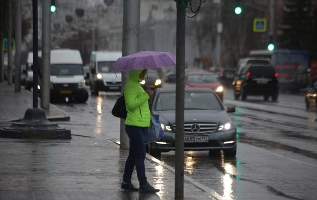 В Уфе апрель закончится дождем