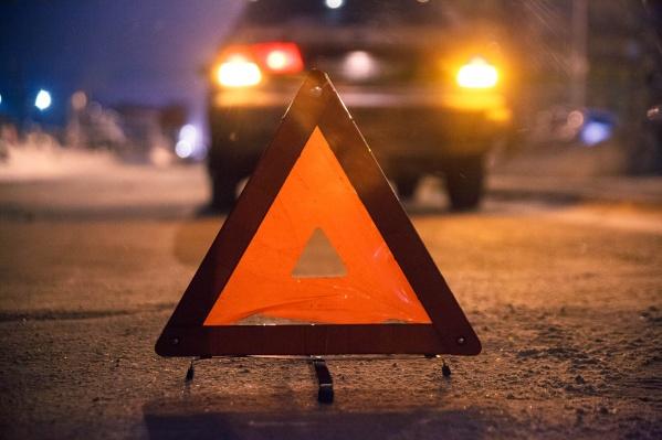 Авария под Тобольском закончилась для водителей двух автомобилей травмами
