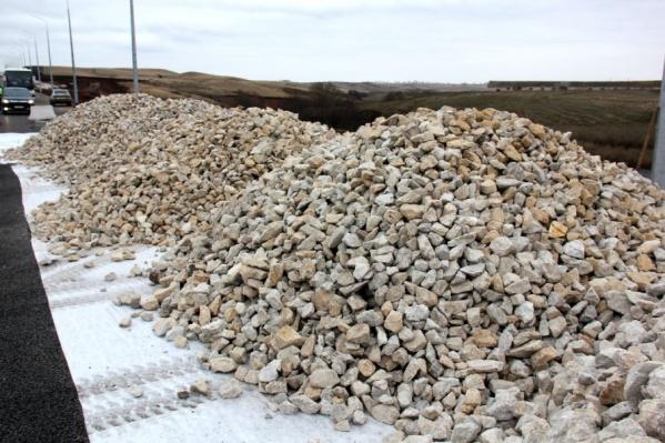Компания вывезла 90 тысяч кубометров незаконно добытой смеси песка и гравия