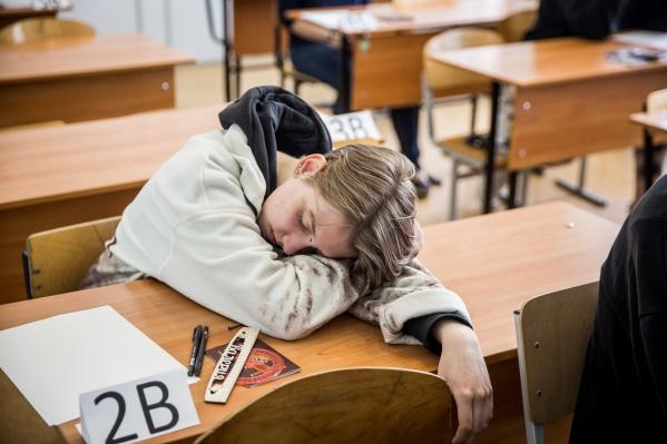 27 мая тысячи российских школьников сдавали ЕГЭ по литературе и географии