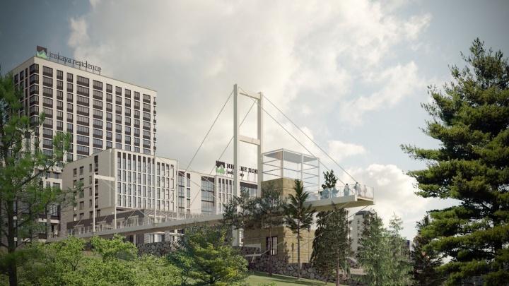 В Новосибирске появится новый мост