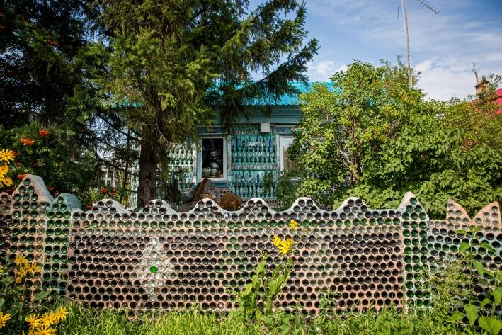 Дом остался семье в наследство от родного брата Геннадия Савельева