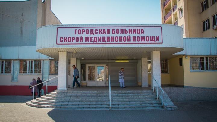 В Ростове школьница сорвалась со строительных лесов
